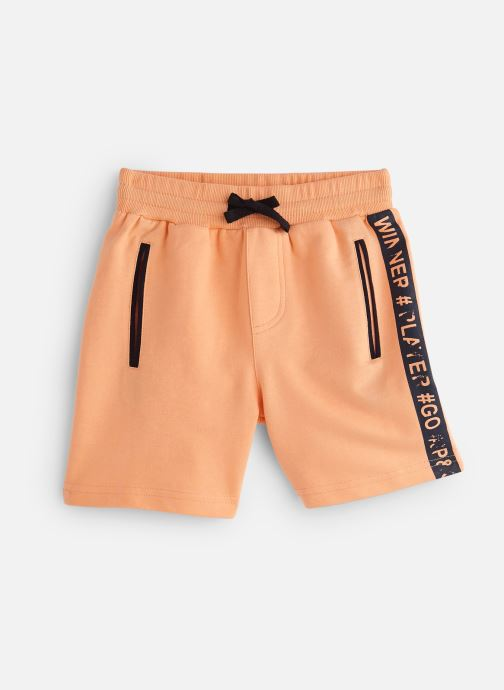 Vêtements 3 Pommes 3N25005 Orange vue détail/paire