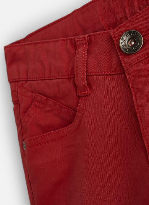 Vêtements 3 Pommes 3N25105 Rouge vue portées chaussures