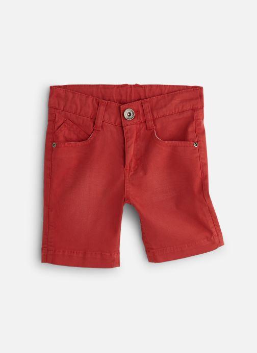 Vêtements 3 Pommes 3N25105 Rouge vue détail/paire