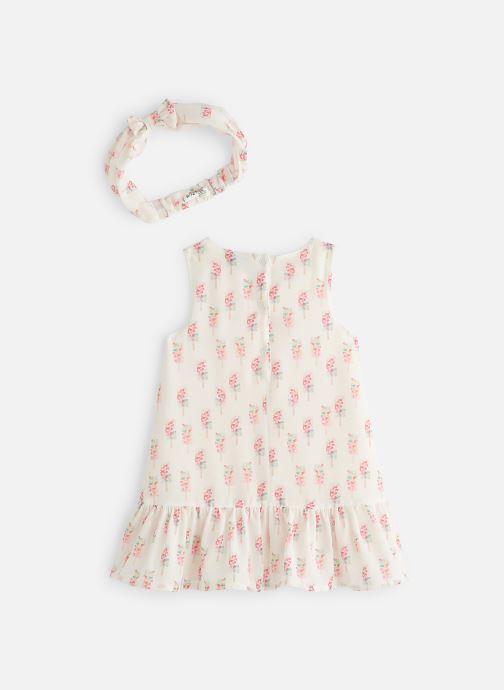 Vêtements 3 Pommes 3N31042 Blanc vue bas / vue portée sac