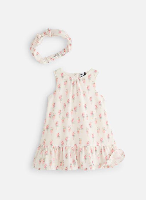 Vêtements 3 Pommes 3N31042 Blanc vue détail/paire