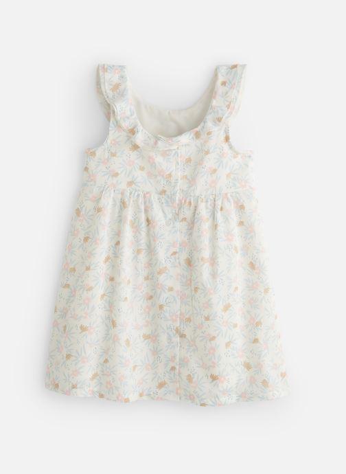 Vêtements 3 Pommes 3N31072 Blanc vue bas / vue portée sac