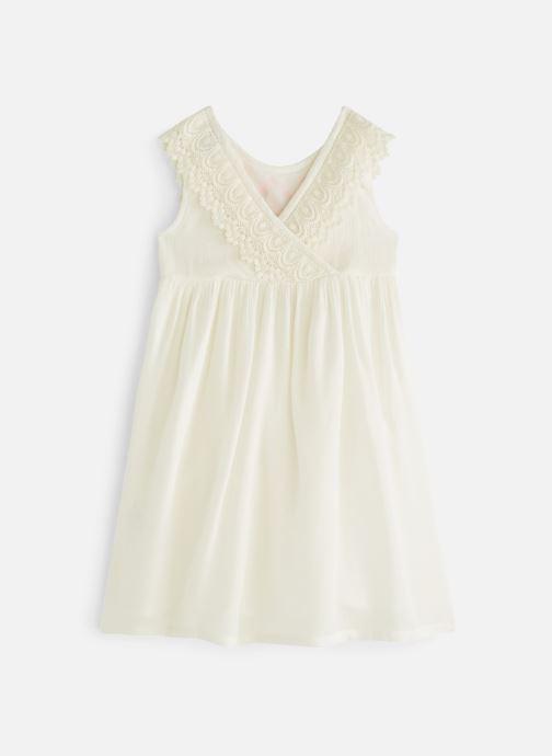 Vêtements 3 Pommes 3N31084 Blanc vue bas / vue portée sac