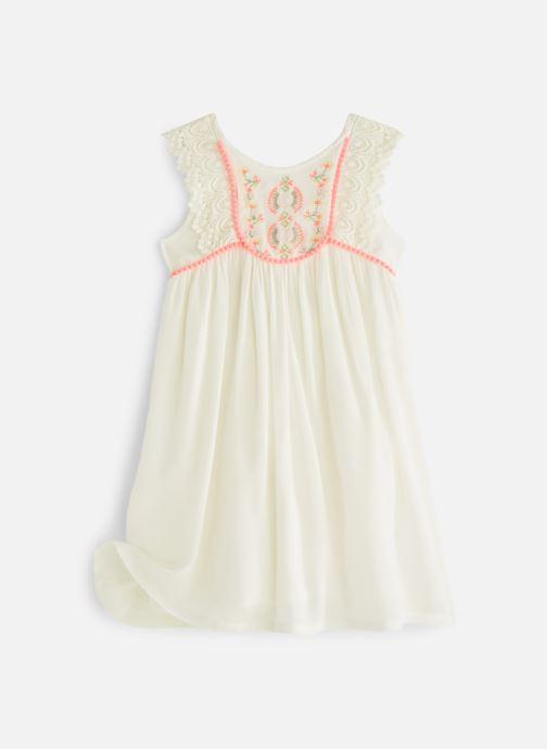 Vêtements 3 Pommes 3N31084 Blanc vue détail/paire