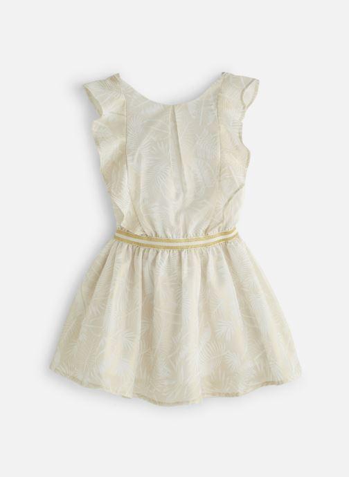 Vêtements 3 Pommes 3N31124 Blanc vue détail/paire