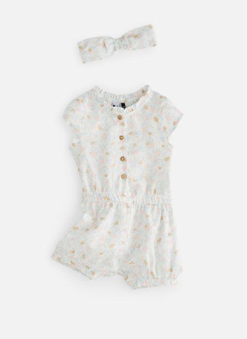 Vêtements 3 Pommes 3N33032 Blanc vue détail/paire