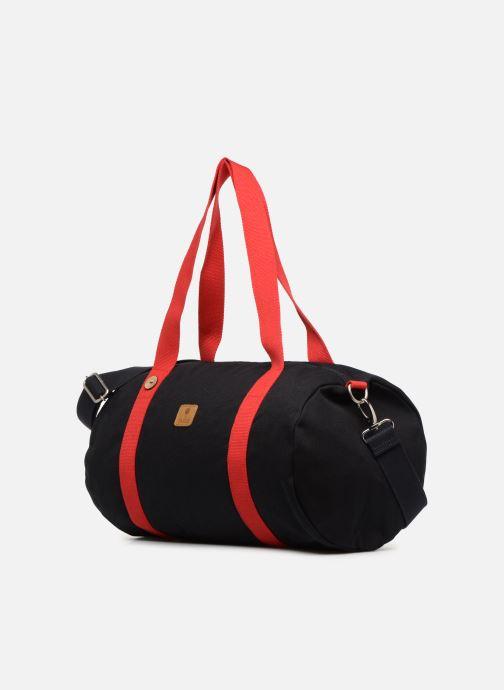 Sporttaschen Faguo DUFFLE schwarz schuhe getragen