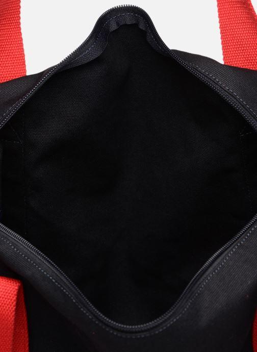 Sporttaschen Faguo DUFFLE schwarz ansicht von hinten