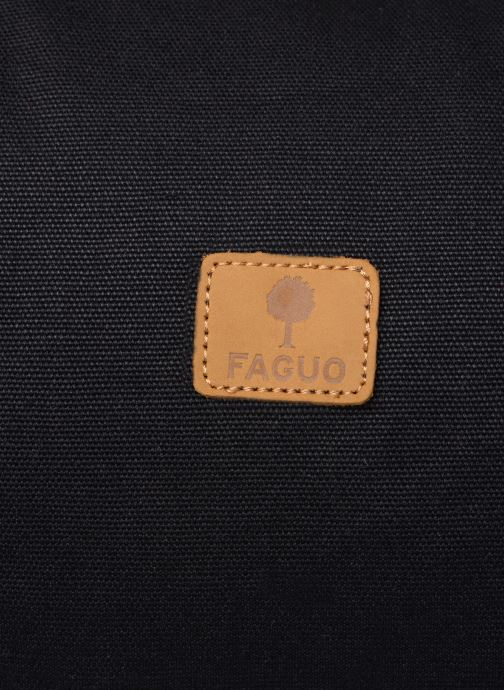 Sports bags Faguo DUFFLE Black view from the left