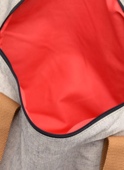 Sporttaschen Faguo DUFFLE beige ansicht von hinten