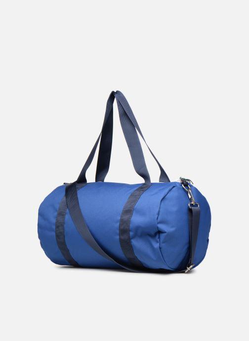 Sporttaschen Faguo DUFFLE blau ansicht von rechts