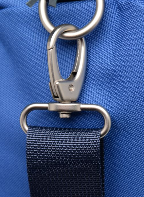 Sporttaschen Faguo DUFFLE blau ansicht von links