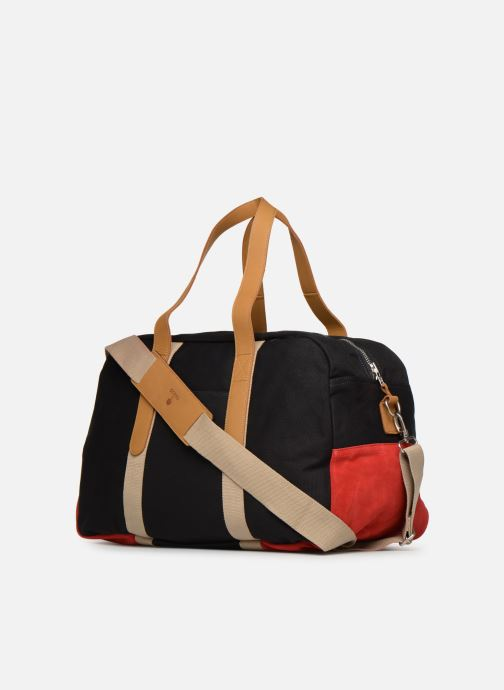 Sports bags Faguo BAG48 Black view from the right