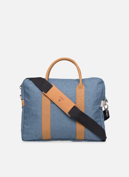 Laptoptaschen Faguo LAPTOP blau ansicht von vorne