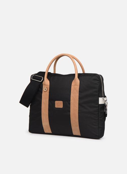 Laptoptaschen Faguo LAPTOP schwarz schuhe getragen