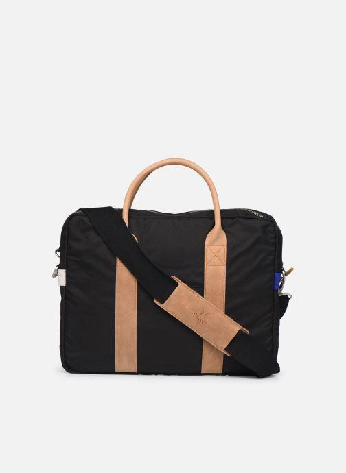 Laptoptaschen Faguo LAPTOP schwarz ansicht von vorne