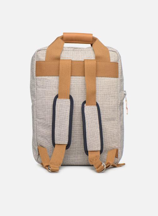 Rucksäcke Faguo URBAN BAG beige ansicht von vorne