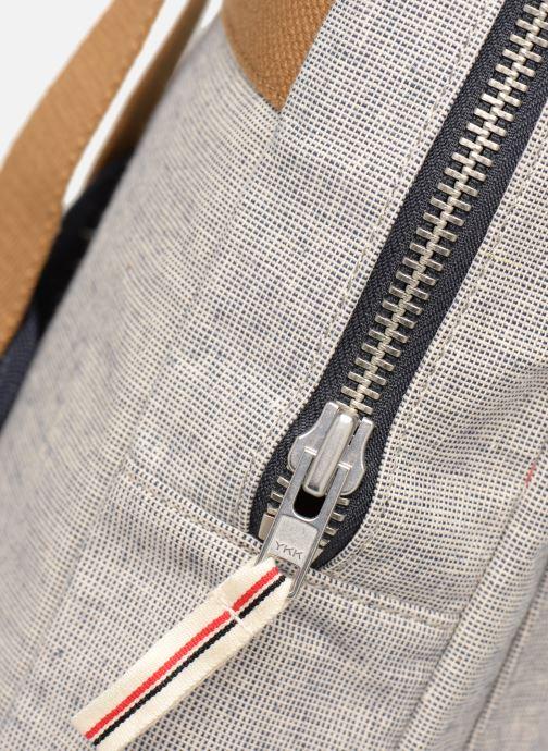 Rucksäcke Faguo URBAN BAG beige ansicht von links