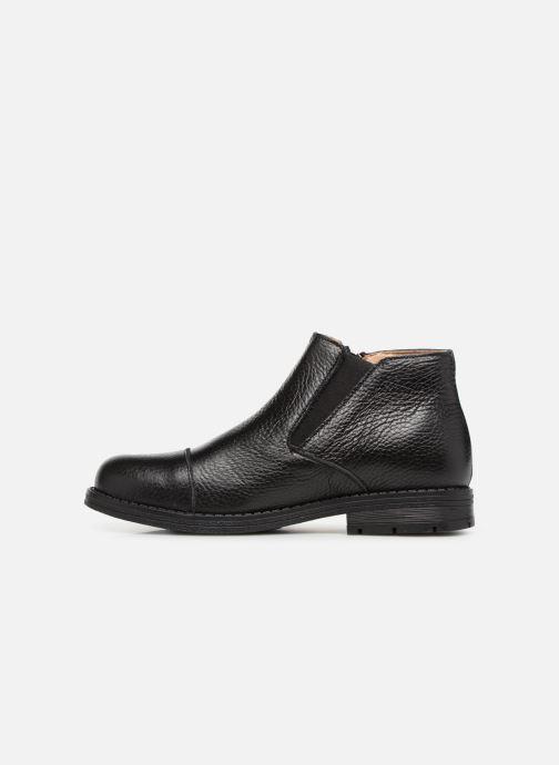 Bottines et boots Yep Narcisse Noir vue face