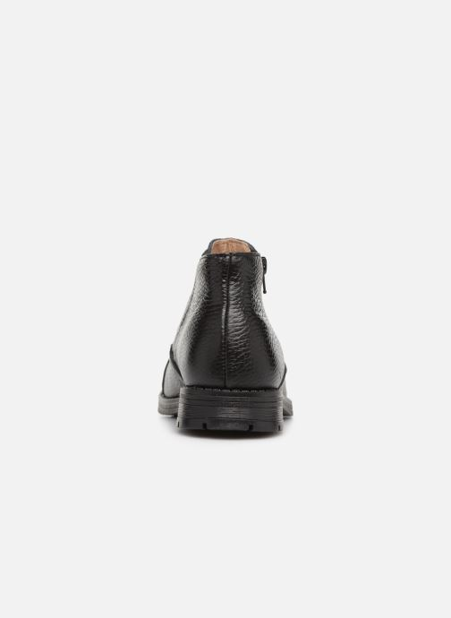 Ankle boots Yep Narcisse Black view from the right