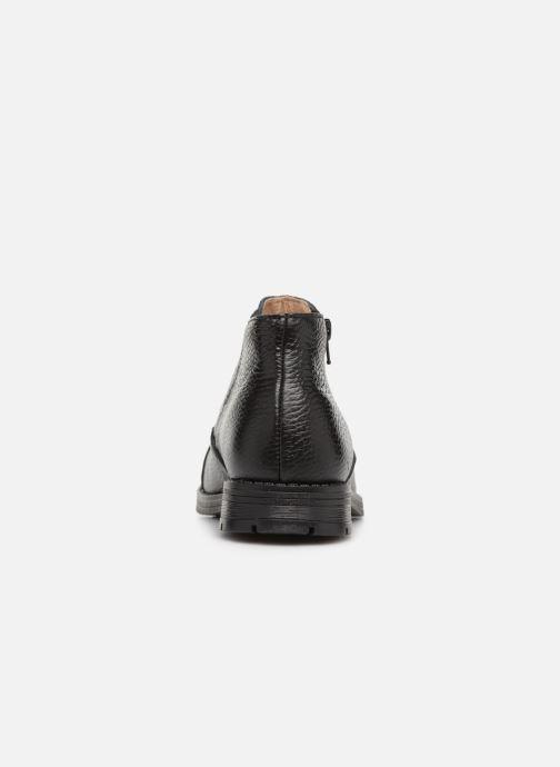 Bottines et boots Yep Narcisse Noir vue droite