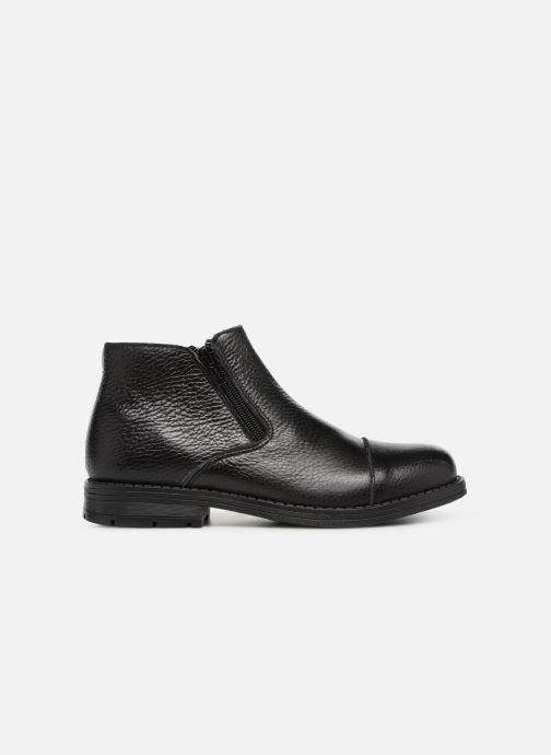 Bottines et boots Yep Narcisse Noir vue derrière
