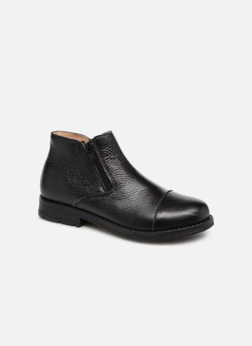 Ankelstøvler Yep Narcisse Sort detaljeret billede af skoene