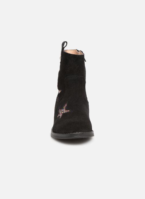 Bottines et boots Yep Nathalie Noir vue portées chaussures