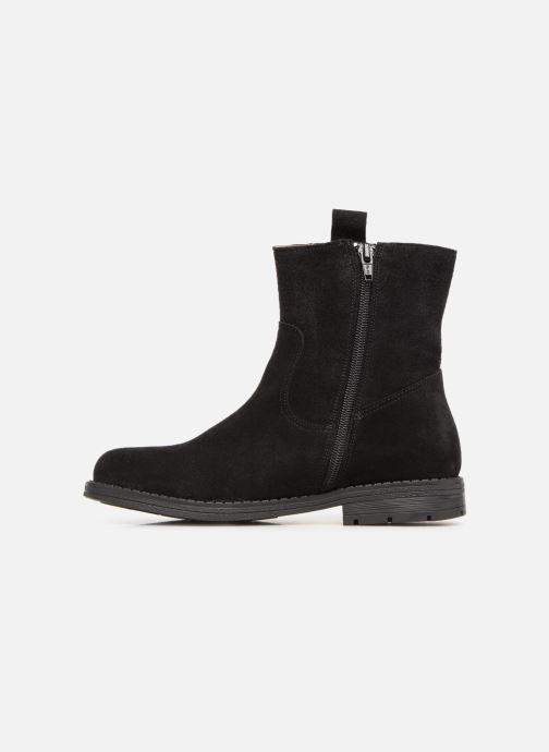 Boots en enkellaarsjes Yep Nathalie Zwart voorkant