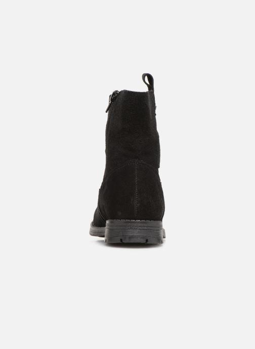 Bottines et boots Yep Nathalie Noir vue droite