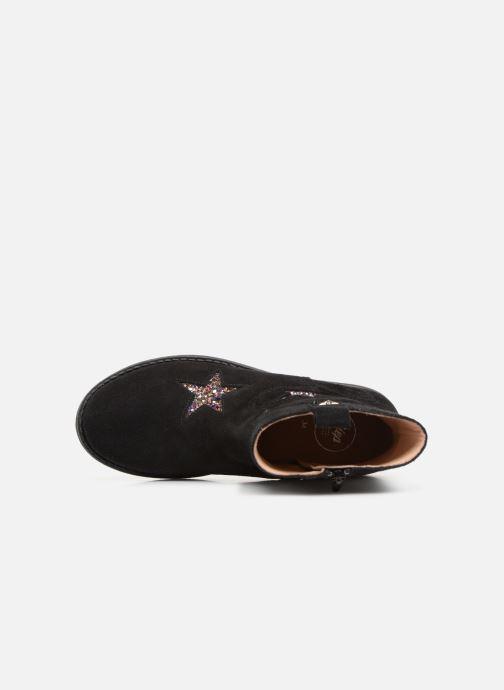 Bottines et boots Yep Nathalie Noir vue gauche