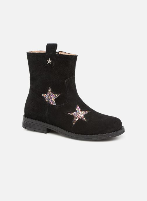 Boots en enkellaarsjes Yep Nathalie Zwart detail