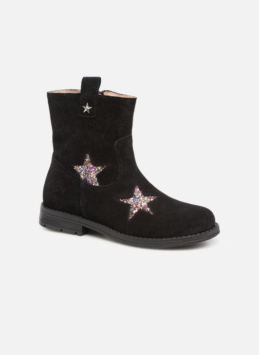 Bottines et boots Yep Nathalie Noir vue détail/paire
