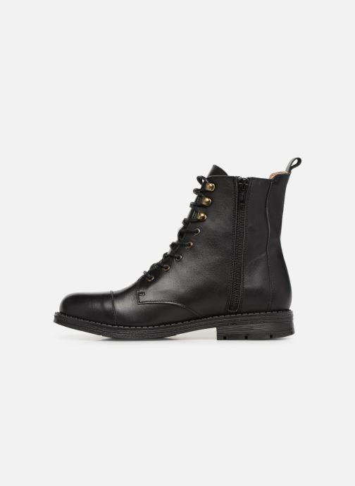 Bottines et boots Yep Nicole Noir vue face