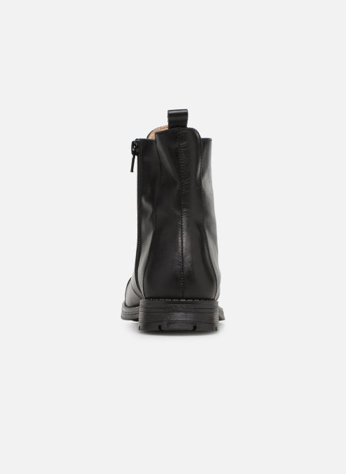 Bottines et boots Yep Nicole Noir vue droite
