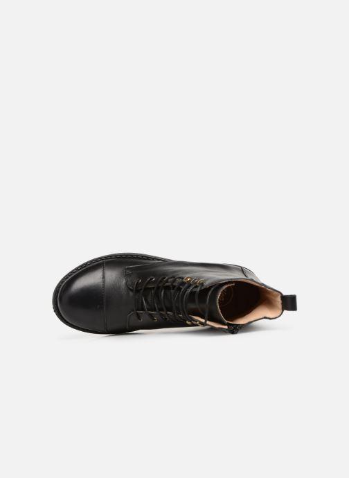 Boots en enkellaarsjes Yep Nicole Zwart links