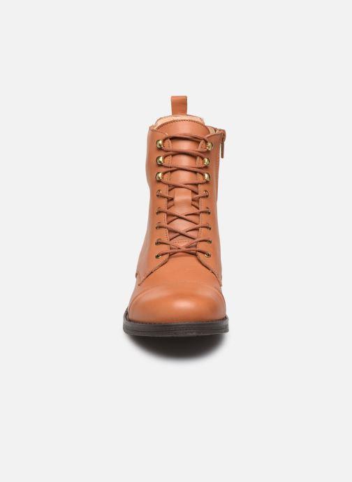 Bottines et boots Yep Nicole Noir vue portées chaussures