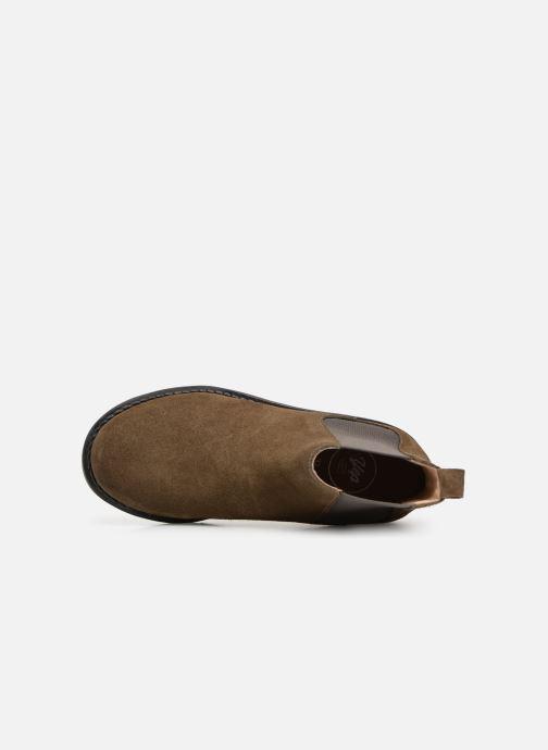Bottines et boots Yep Pascala Vert vue gauche