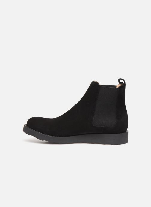 Ankle boots Yep Pascala Black front view