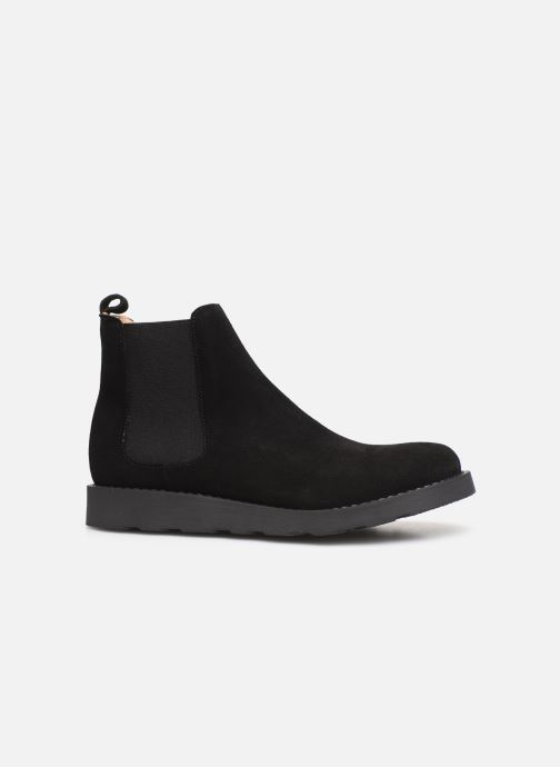 Ankle boots Yep Pascala Black back view