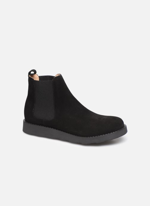 Ankle boots Yep Pascala Black detailed view/ Pair view