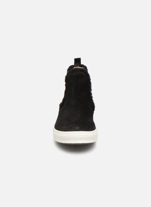 Bottines et boots Yep Paulette Noir vue portées chaussures