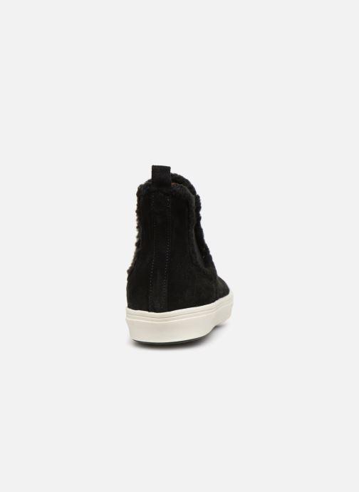 Bottines et boots Yep Paulette Noir vue droite