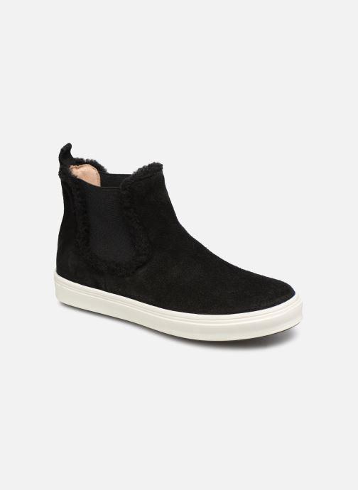 Bottines et boots Yep Paulette Noir vue détail/paire