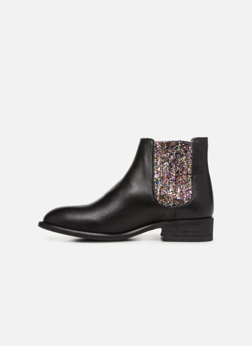 Bottines et boots Yep Pauline Noir vue face