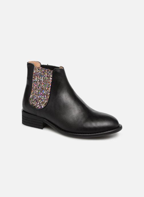 Bottines et boots Yep Pauline Noir vue détail/paire