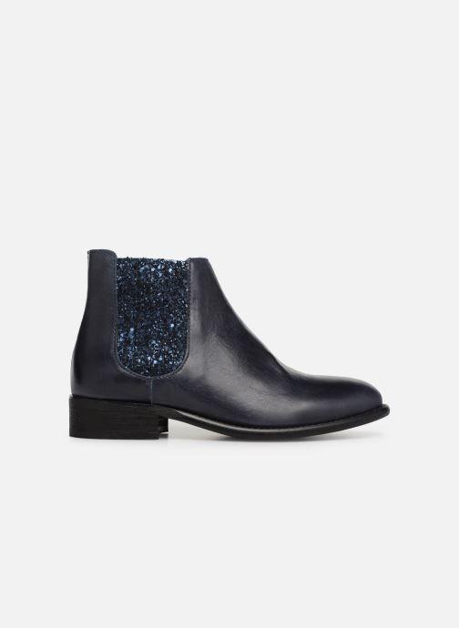 Bottines et boots Yep Pauline Bleu vue derrière