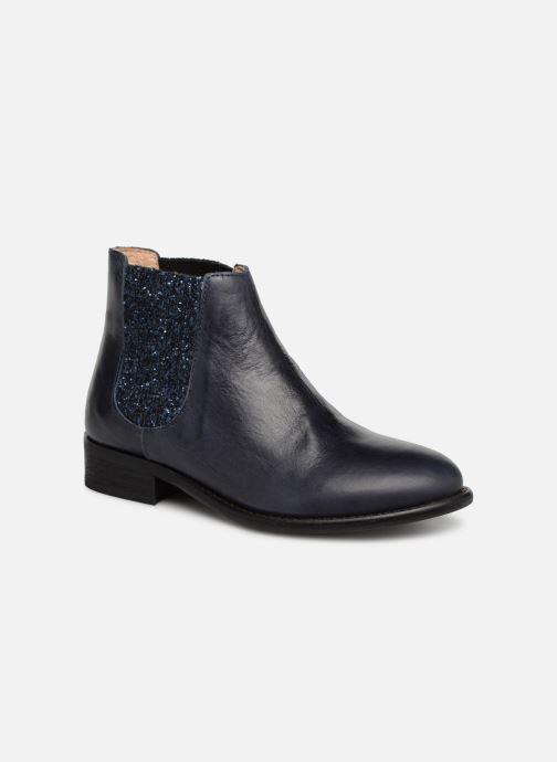 Bottines et boots Yep Pauline Bleu vue détail/paire