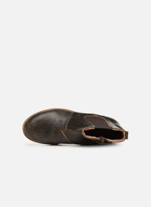Boots en enkellaarsjes Yep Jessy Bruin links