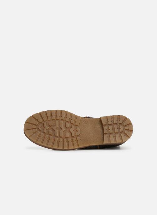 Boots en enkellaarsjes Yep Jessy Bruin boven